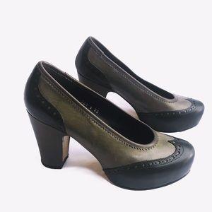 Shoes - Audley London leather pumps 35
